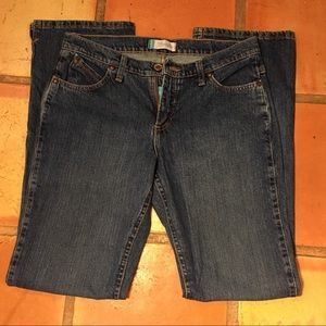 Wrangler Cowgirl Cut Riding jeans, size 7/8x 34!!
